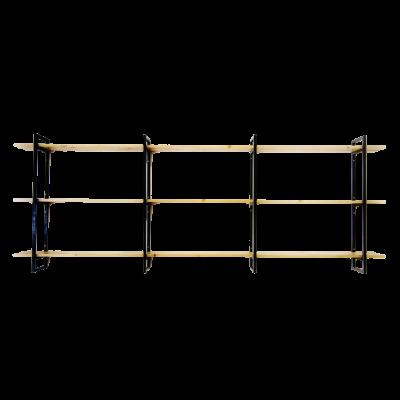 raft-metal-lemn